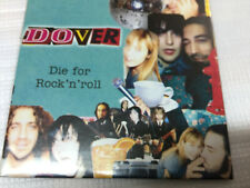DOVER SINGLE DIE FOR ROCK´N ROLL CD SINGLE CARD LIMITED  A24