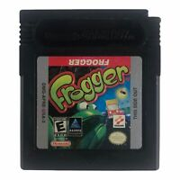 Frogger (Nintendo Game Boy Color, 1998) Tested Works