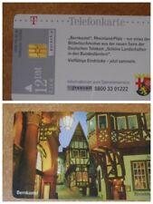 Telefonkarte Telekom , gut erhalten *dt. Bundesländer* Rheinland-Pfalz # 045