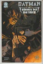 Batman Finest 4 Bündnis der Batmen SC von Moench / Bright in Topzustand !!!