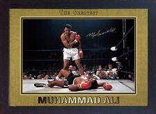 Muhammad Ali Signé Autographe Le Plus grand Boxe Memorabilia World Champion