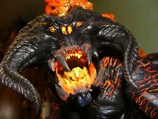 Balrog Demon of Shadow and Flame Weta #313 of 1500 made. Tolkien. Sold out.