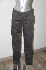 pantalones pitillo chinos gris ED HARDY #hallyday T 38 fr 42i NUEVO CON ETIQUETA