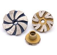 30/50/56mm Diamantschleiftopf Beton Granit Schleifteller Schleifscheibe
