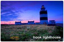 Fridge magnet vinyl ,Hook Lighthouse Wexford,irish souvenir,ireland gift