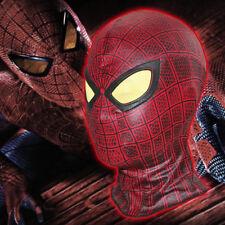 The Amazing Spider-Man Full Face Mask Headgear Balaclava Halloweem Party Costume