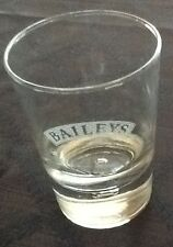 BRAND NEW ONE VERY CUTE BAILEY'S Glass WITH A BUBBLE