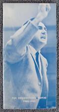 HOYA SAXA: 1964-65 Georgetown University Basketball Press/Media Guide      (003)