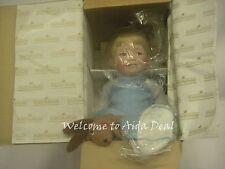 1994 Puppy Love doll Effner Ashton Drake collection dog