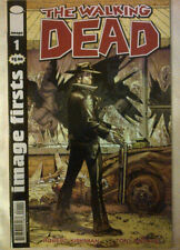 IMAGE FIRST : WALKING DEAD #1 Variant Cover 2012 Printing