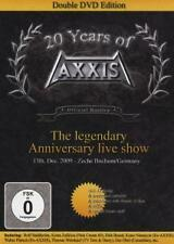 Axxis - 20 Years of Axxis: The Legendary Anniversary Live Show [2 DVDs]