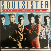 SOULSISTER 12'' Like A Mountain - FRANCE