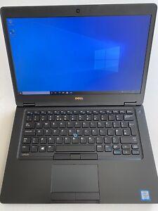 Dell Latitude 5480 Laptop | Core i5-7440HQ | 16GB | 256GB SSD | Win10 | Grade A+