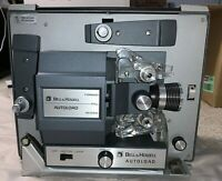 VINTAGE BELL and HOWELL AUTOLOAD Model 357B 8 MM PROJECTOR