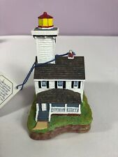 Spoontiques Lighthouse Haig Point Nc 9288 Resin Nautical