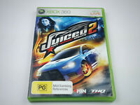 Mint Disc Xbox 360 Juiced 2: Hot Import Nights Free Postage