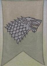 "Game of Thrones - Wu Wei ACEO Sketch Card ""Stark Banner"""