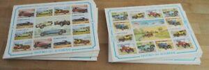 1983 Sao Tome; 300 Serien Autos, MiNr. 852/60, postfrisch/MNH, ME 4800,-