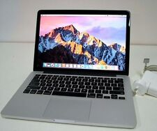 APPLE MACBOOK PRO RETINA 13inch LATE 2013 INTEL CORE i5 8GB RAM 251GB HD A1502
