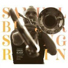SAMUEL BLASER QUARTET - SPRING RAIN [SLIPCASE] NEW CD