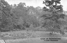 CPA INDONESIE GROET UIT BUITENZORG ´S LANDS PLANTENTUIN (other N°5