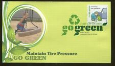 2011 Washington DC - Go Green - Maintain Tire Pressure - Fleetwood FDC