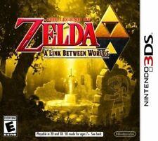 The Legend of Zelda: A Link Between Worlds - Nintendo 3DS Game