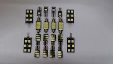 20x LED smd intérieur + la partie basse AUDI a4 b8 8k2 8kh 8k5 a5 8ta a7 4ga 4gf q3 8u