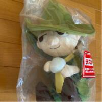 Moomin Characters Coffee Time Collection Snufkin Plush Doll Stuffed Toy