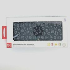 Nintendo Switch Premium Console Case - Mario Edition - Black - New Sealed