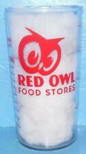 Red Owl Food Stores Measuring Glass