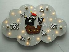 """Kinderzimmer Deckenleuchte Lampe """"Piratenschiff"""" handgefertigt und individuell"""