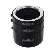 Enfoque Automático AF Macro Anillo tubo de extensión automática para Kenko Canon EF EF-S Lente N