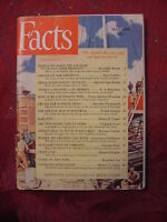 FACTS magazine May 1946 Milton Hershey Dorothy Thompson Lily Pons Bing Crosby