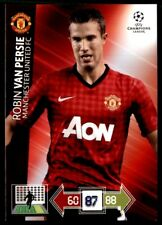 Panini Champions League 2012-2013 Adrenalyn XL Van Persie Manchester United FC