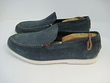 CAMPER MENS TEAL SUEDE SHOES LOAFERS SIZE 42 / 11-11.5M