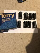 Rover P6 2000 SC, 2200 SC & TC NOS Terry Valve Springs, Set of 8 Pairs