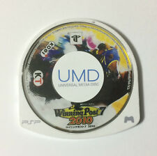 USED PSP Disc Only Winning Post 7 2010 JAPAN Sony PlayStation Portable Japanese