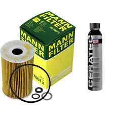 MANN-FILTER ÖLFILTER HU 7001 x + LIQUI MOLY Cera Tec 3721