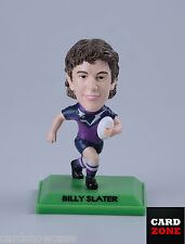 2008 Select NRL STARS COLOR FIGURINE No.19 Billy Slater (Storm)