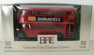 EFE 1/76 - 10101 AEC REGENT - LONDON TRANSPORT - DURACELL