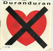 45 TOURS  2 TITRES /  DURANDURAN  I DONT WANT YOU LOVE    A6