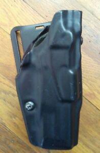 Very Used Safariland 6320-219 S&W M&P .40 9mm ALS Duty Holster STX Black RH