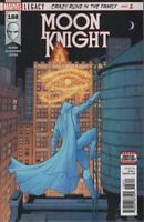 MOON KNIGHT #188 MARVEL LEGACY COVER A 1ST PRINT