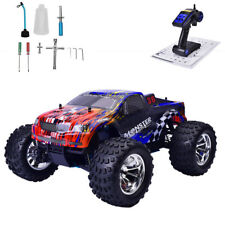 HSP Rc Car Monster Truck 1/10 Scale 4WD Nitro Gas Power Off Road with Tools Kit