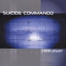 Suicide Commando - Hellraiser [New CD]