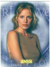 Buffy TVS Season 5 Girl Power Chase Card BL3