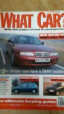 What Car magazine - April 1993