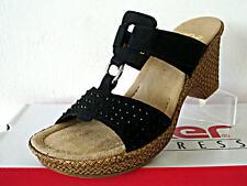 Rieker Damen-Sandalen & -Badeschuhe mit hohem Absatz (5-8 cm) für die Freizeit