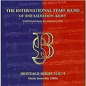 Heritage Series Vol. 4 - Music from the 1960s, International Staff Band Of The ,